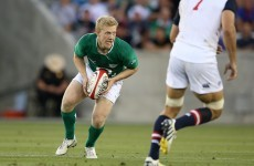 Ulster confirm Stuart Olding out for season