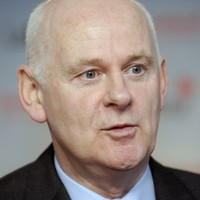 Labour Senator Jimmy Harte remains in critical but stable condition