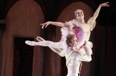 VIDEO: The secrets behind the scenes at the ballet