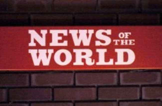 News of the World to apologise to some victims of phone hacking