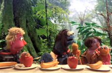 WATCH: Sesame Street parodies the Hunger Games with 'Catching Fur'