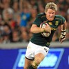 Barbarians name exciting squad to take on Fiji