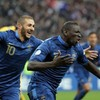 Benzema and Sakho blast France past Ukraine and into World Cup