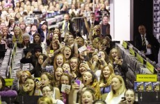 The Wanted made loads of girls cry in Dundrum... it's The Dredge