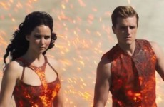 VIDEO: Your weekend movies... Hunger Games: Catching Fire