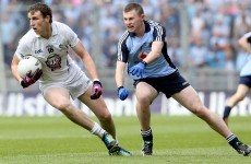 Young Kildare star feeling the heat Down Under