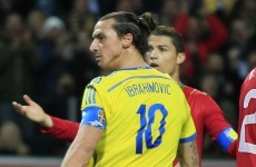 A World Cup without me is not worth watching, says Ibrahimovic