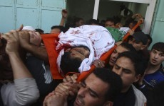 18 Gazans dead as Israel continues to retaliate for rocket attacks by Hamas