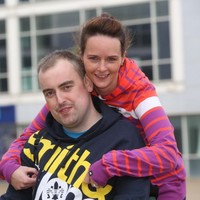 Family's joy as heart transplant dad could be home for Christmas