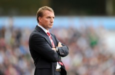Brendan Rodgers reveals what was written inside those three envelopes