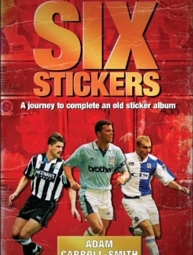 My journey to complete an old Premier League sticker album