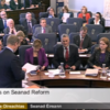 Five-day weekend: The Seanad sat for just two days this week... again