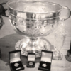 Michael Darragh Macauley's 2013 trophy collection is not too bad at all