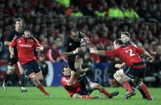 All Blacks defeat that got away still hurts, admits Ian Dowling