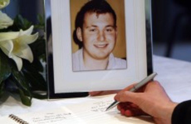 Rally to be held for murdered Ronan Kerr