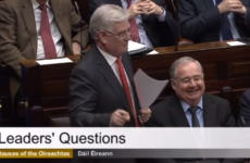 'This is wonderful': 'Rattled' Gilmore slams 'hard-necked hypocrisy' of Fianna Fáil