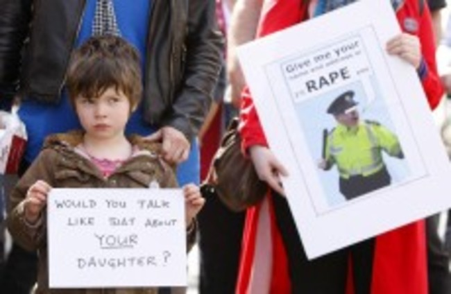 Garda in Corrib rape tape scandal 'had been commended for rape investigations'