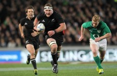 'Kieran Read is the best player in the world right now' - David Wallace