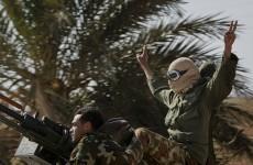 Fierce fighting in Libya as Gaddafi forces make more gains