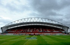 What Munster stadiums could be included in a 2023 Rugby World Cup bid?