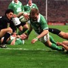 Painful memories of blowing a 21-7 lead against the All Blacks