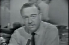 Here is the moment CBS News announced JFK's death