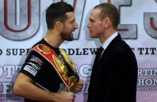 Froch and Groves set to settle 'genuine' grudge match