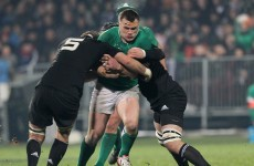 'I hate the Haka' declares bullish Cian Healy ahead of All Blacks clash