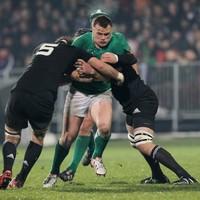 'I hate the Haka' declares bullish Cian Healy ahead of All Blacks clash