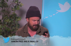 Celebrities Reading Mean Tweets About Themselves is back again!