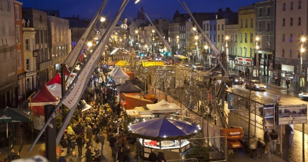 So what's happening in CORK in the run-up to Christmas?