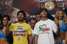 Manny Pacquiao fights for career, nation against Rios