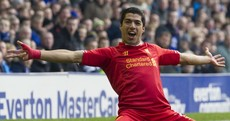 All the goals from this afternoon's Merseyside Derby