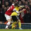 VIDEO: Olivier Giroud strike following goalkeeping howler helps Arsenal to victory