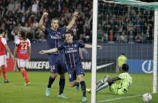 Zlatan gets over World Cup blues thanks to some awful, awful goalkeeping