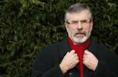 Sinn Féin leader Adams offers to be a mediator with dissident republicans