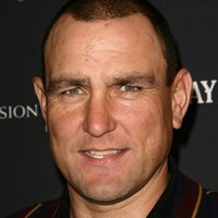 Vinnie Jones and wife Tanya both being treated for skin cancer