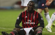 WATCH: Mario Balotelli has lost his ability to score penalties