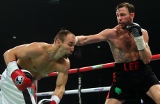 Lee sets his sights on Macklin after easy Hafner victory