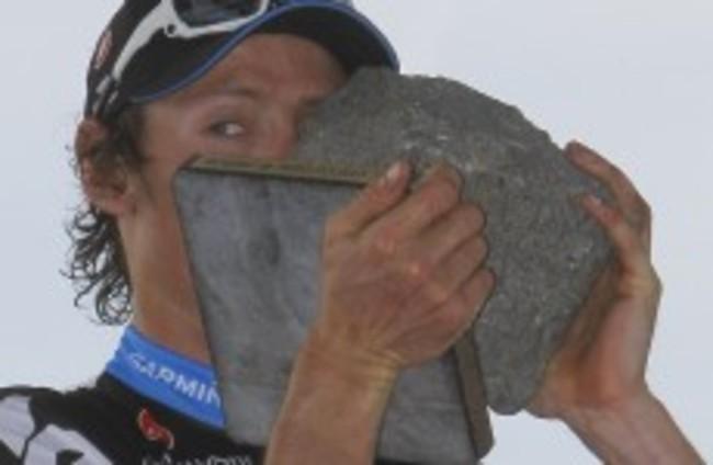 Van Summeren springs a surprise over the Paris-Roubaix cobbles