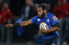 Tuqiri gets his first try as Leinster narrowly beat Treviso