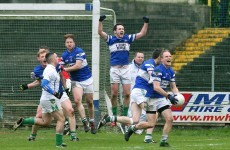 Portlaoise return to Leinster final after semi-final win over Moorefield