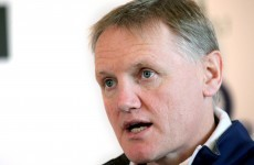 'You've got to be able to defend until the end' laments Joe Schmidt
