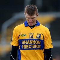 Was yesterday the final chapter in Niall Gilligan's playing career?