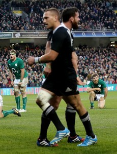 'Broken' D'Arcy laments last chance to take down All Blacks
