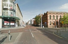 Masked men hijacked car that exploded in Belfast