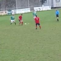 VIDEO: Kerry junior soccer player summons his inner Denis Bergkamp