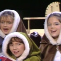 Look at Imelda May as a little girl on the 1986 Toy Show!