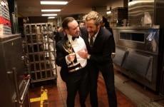 Chris O'Dowd wins International Emmy for Moone Boy