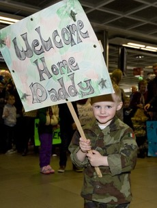 171 Irish troops due home as their replacements settle in for Christmas in Lebanon